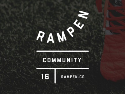 Rampen communtiys logotyp